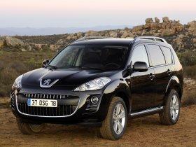 Ver foto 4 de Peugeot 4007 2007