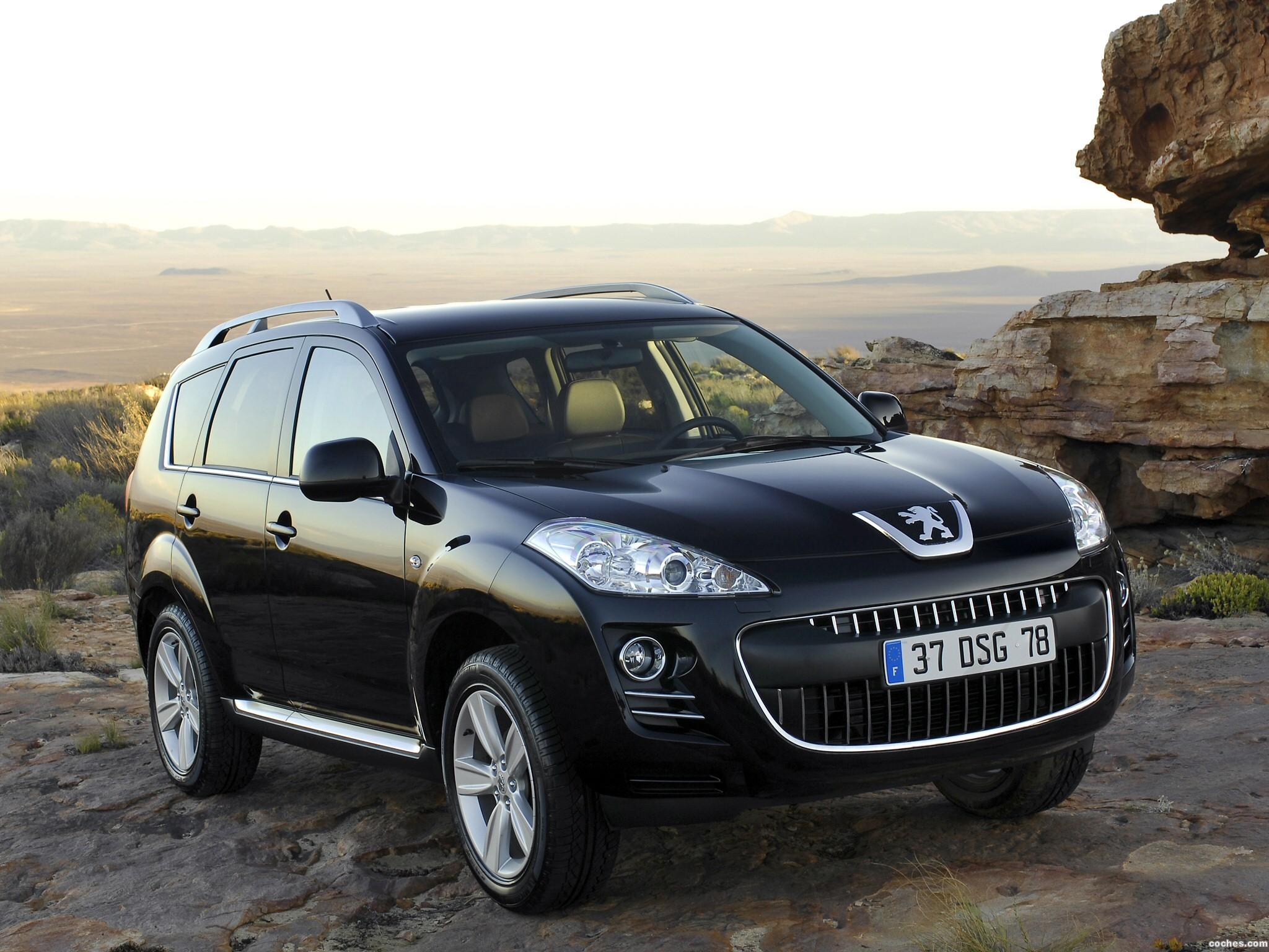 Foto 0 de Peugeot 4007 2007