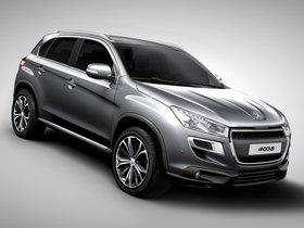 Ver foto 2 de Peugeot 4008 2011