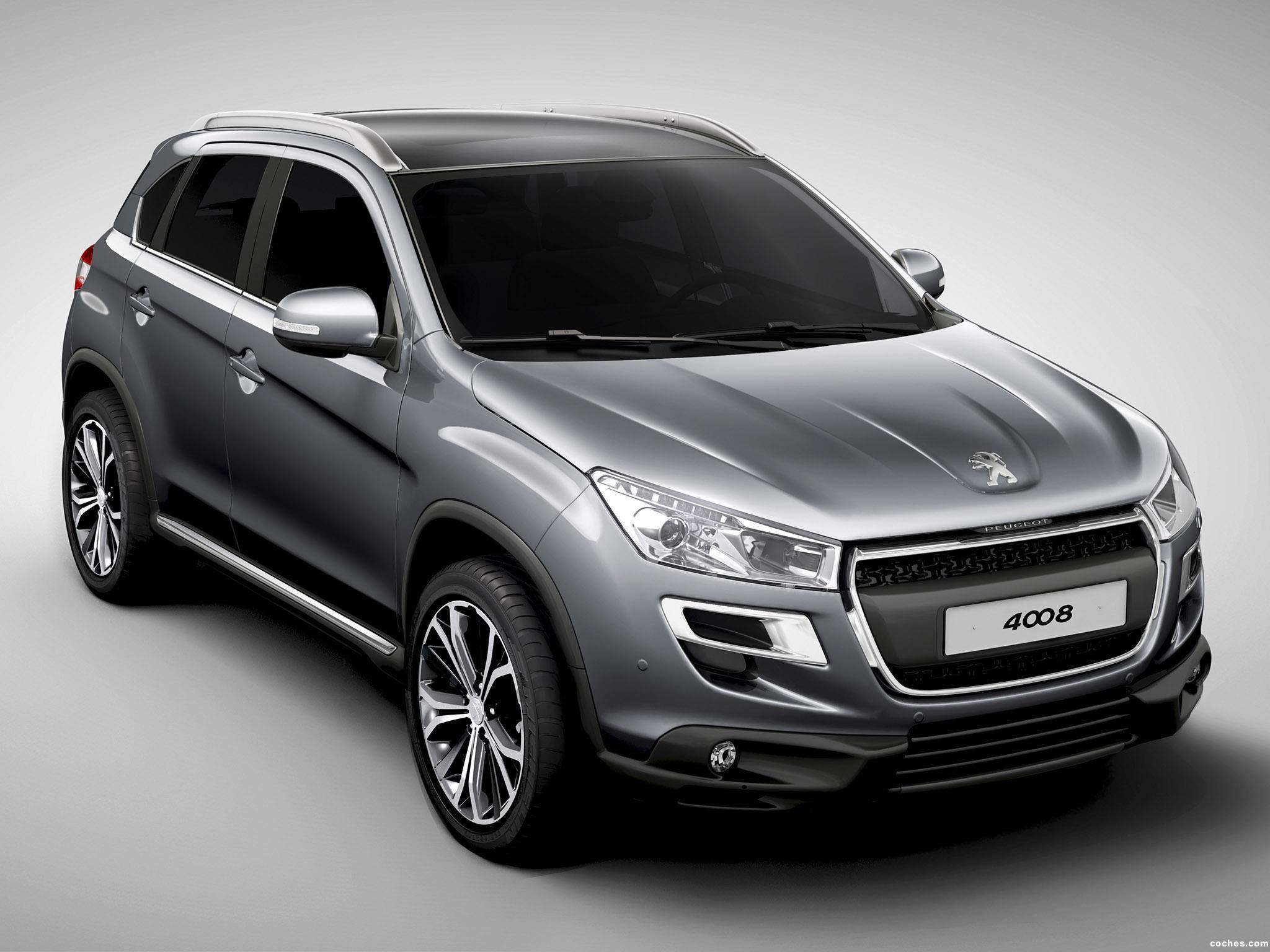 Foto 0 de Peugeot 4008 2011