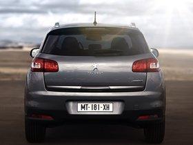 Ver foto 20 de Peugeot 4008 2011