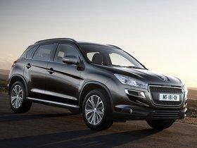 Fotos de Peugeot 4008 2011