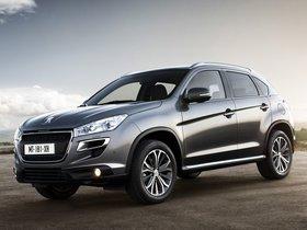 Ver foto 26 de Peugeot 4008 2011
