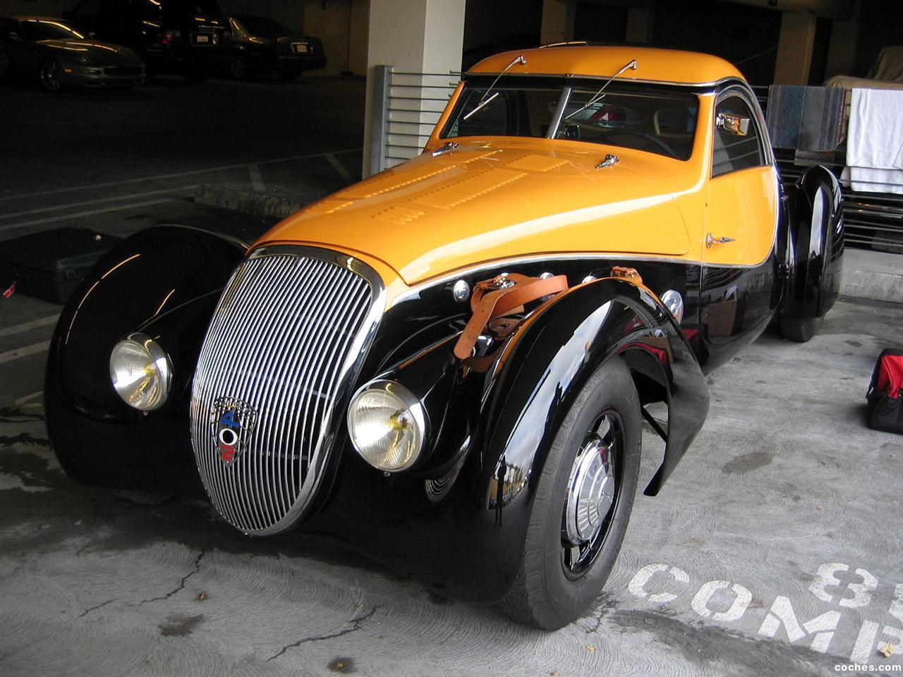 Foto 0 de Peugeot 402 Darlmat Pourtout Coupe 1938