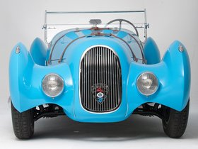 Ver foto 4 de Peugeot Special Pourtout Roadster 1938