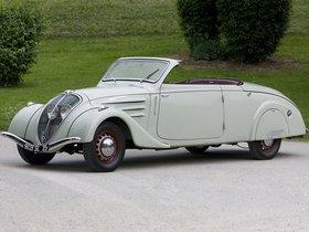 Ver foto 3 de Peugeot 402L Eclipse 1937