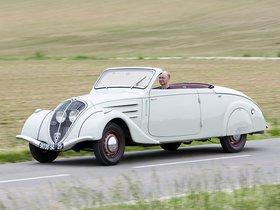 Ver foto 2 de Peugeot 402L Eclipse 1937