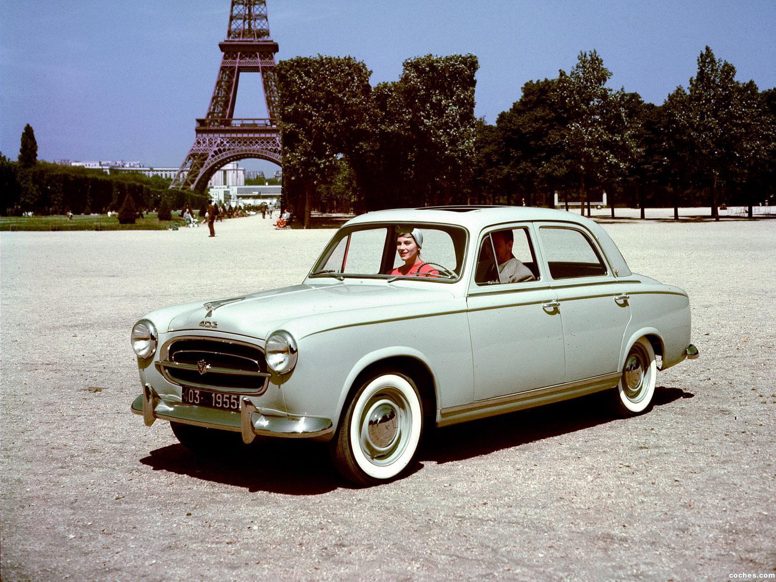 Foto 0 de Peugeot 403 1955