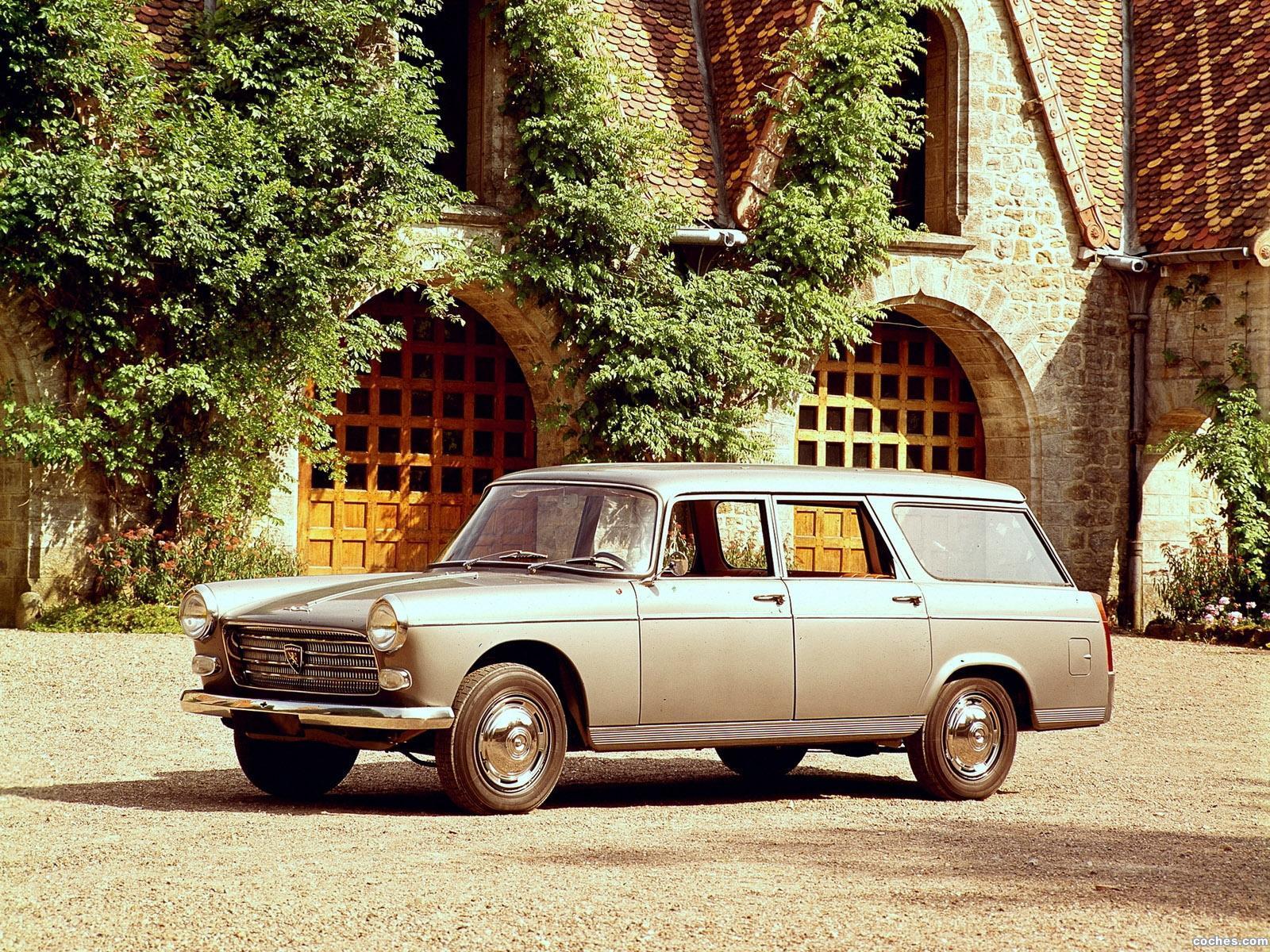 Foto 0 de Peugeot 404 Break 1960