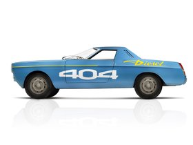 Ver foto 2 de Peugeot Diesel Record Car 1965