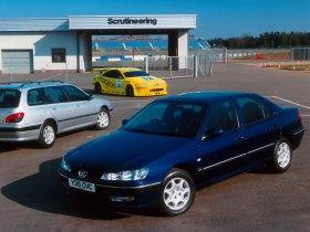 Ver foto 6 de Peugeot 406 1995