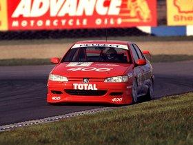 Ver foto 7 de Peugeot 406 BTCC 1996