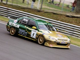 Ver foto 3 de Peugeot 406 BTCC 1996