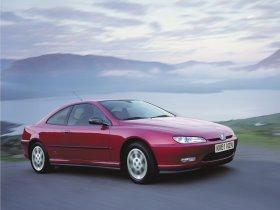 Ver foto 3 de Peugeot 406 Coupe 1997
