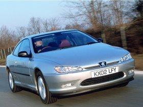Ver foto 2 de Peugeot 406 Coupe 1997