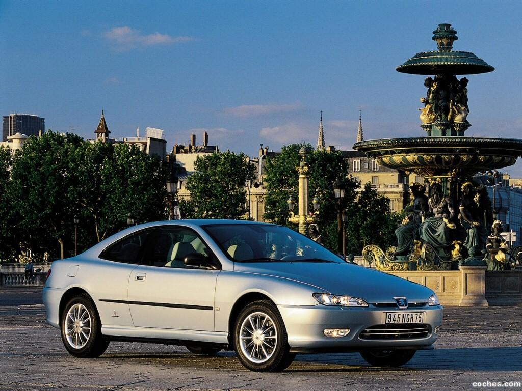 Foto 0 de Peugeot 406 Coupe 1997
