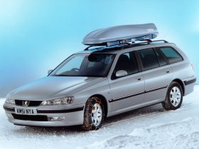 Ver foto 4 de Peugeot 406 Estate 1995