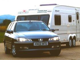 Ver foto 3 de Peugeot 406 Estate 1995