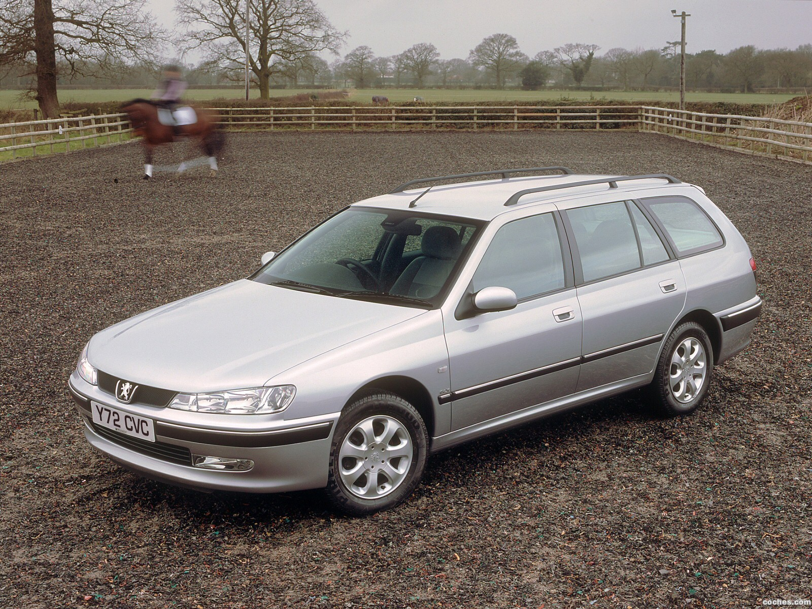 Foto 0 de Peugeot 406 Estate 1995