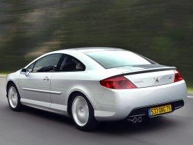 Ver foto 17 de Peugeot 407 Coupe 2005