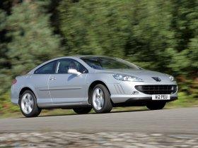 Ver foto 5 de Peugeot 407 Coupe 2005