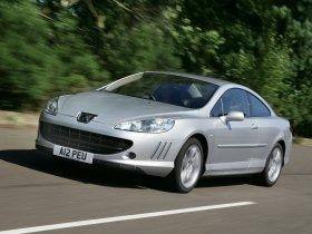 Ver foto 2 de Peugeot 407 Coupe 2005