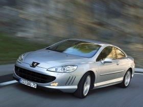 Ver foto 10 de Peugeot 407 Coupe 2005