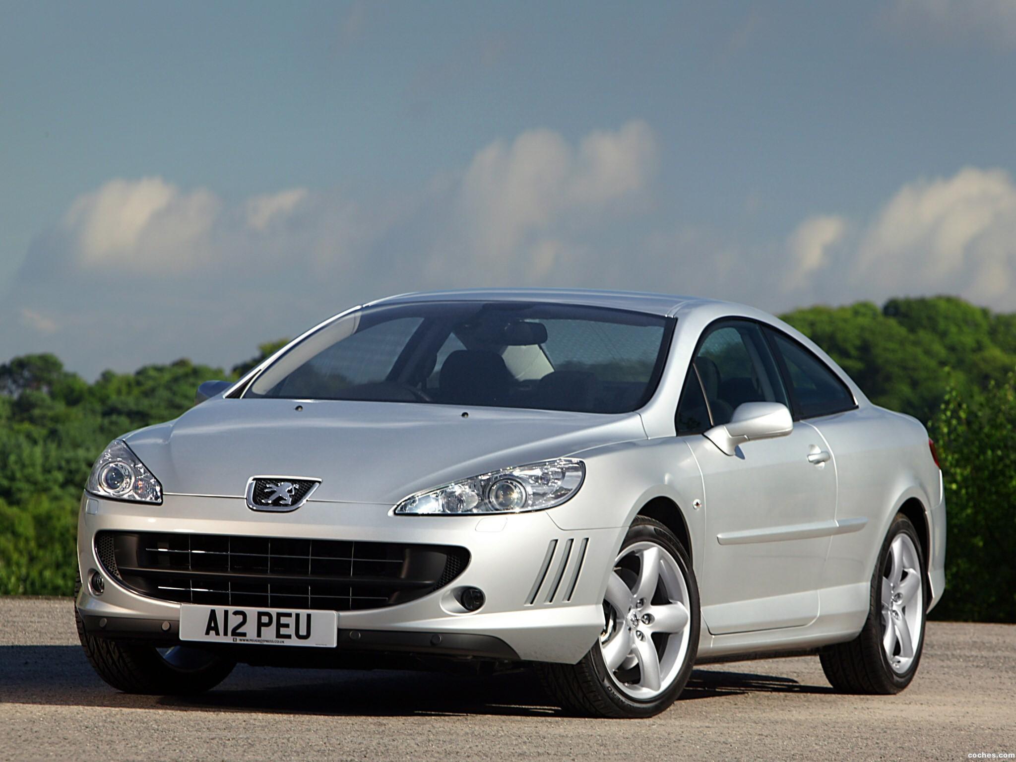 Foto 0 de Peugeot 407 Coupe 2005