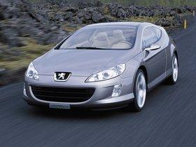 Ver foto 14 de Peugeot 407 Elixir Concept 2003