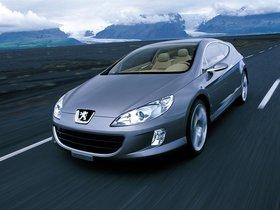 Ver foto 12 de Peugeot 407 Elixir Concept 2003