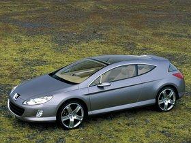 Ver foto 21 de Peugeot 407 Elixir Concept 2003