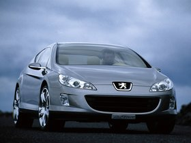 Ver foto 19 de Peugeot 407 Elixir Concept 2003