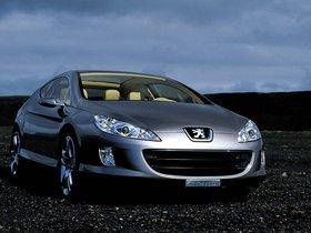 Ver foto 17 de Peugeot 407 Elixir Concept 2003