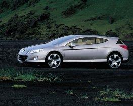 Ver foto 2 de Peugeot 407 Elixir Concept 2003