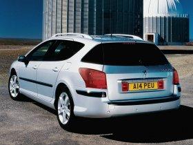 Ver foto 3 de Peugeot 407 SW 2004