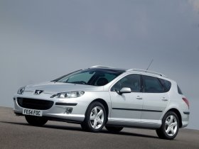 Ver foto 10 de Peugeot 407 SW 2004