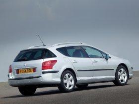 Ver foto 9 de Peugeot 407 SW 2004