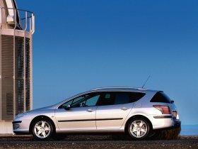 Ver foto 6 de Peugeot 407 SW 2004