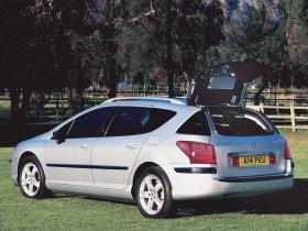 Ver foto 5 de Peugeot 407 SW 2004