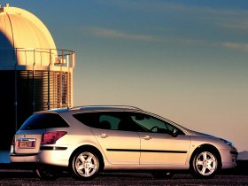 Ver foto 4 de Peugeot 407 SW 2004