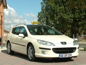 Ver foto 1 de Peugeot 407 SW Taxi by Intax 2004