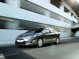Ver foto 1 de Peugeot 408 China 2010