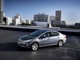 Ver foto 7 de Peugeot 408 China 2010