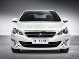 Ver foto 1 de Peugeot 408 China 2014