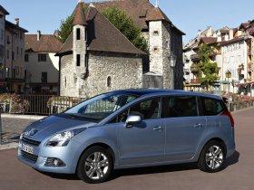 Ver foto 9 de Peugeot 5008 2009