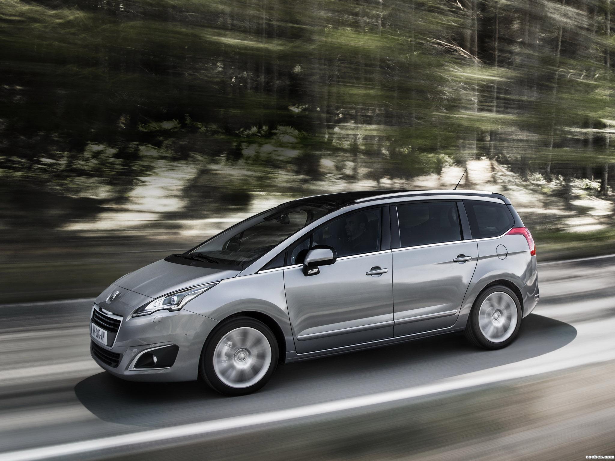 Foto 4 de Peugeot 5008 2013