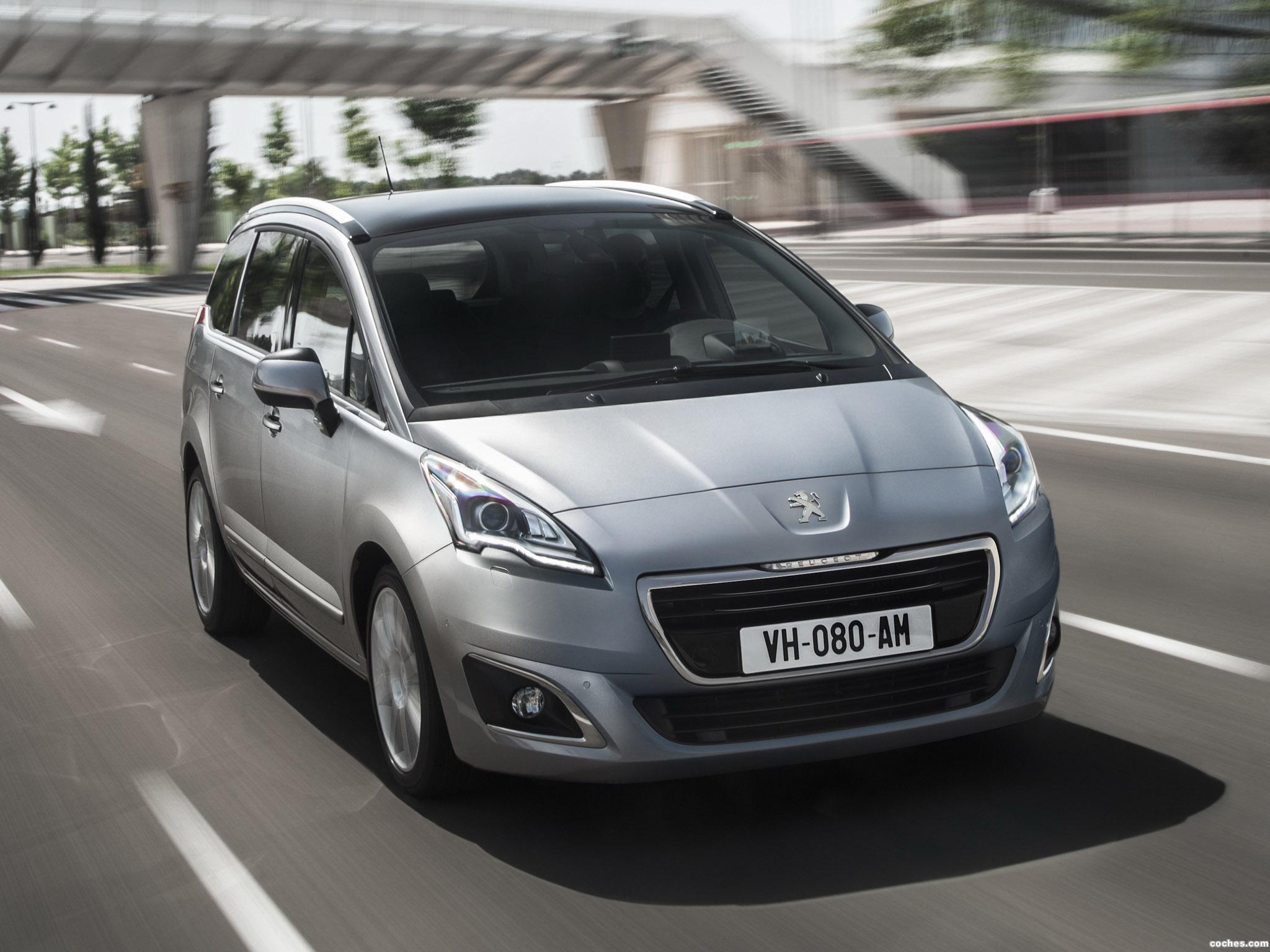 Foto 0 de Peugeot 5008 2013