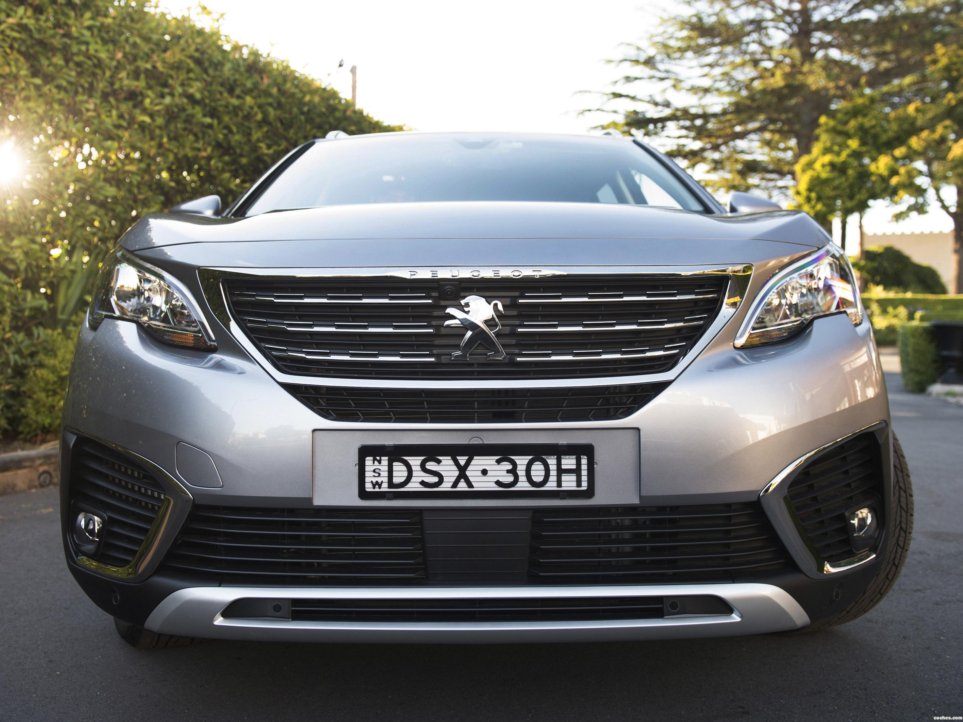 Foto 0 de Peugeot 5008 Australia  2018