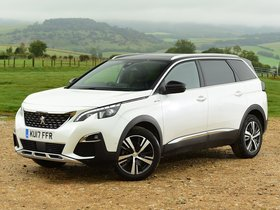 Fotos de Peugeot 5008 GT Line UK  2017