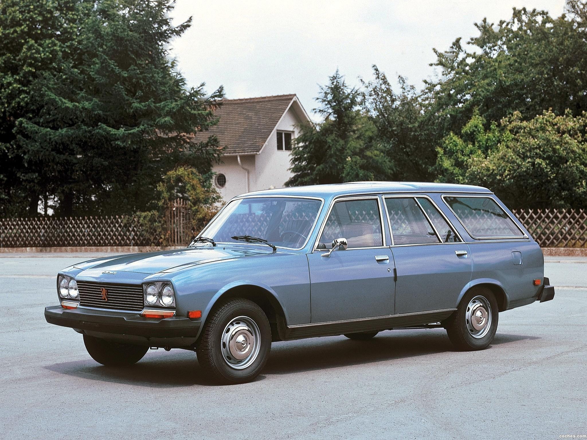 Foto 0 de Peugeot 504 Break USA 1975